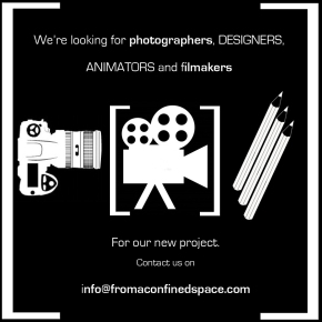 london animator, london photogrpaher needed